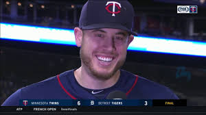Twins' C.J. Cron on younger brother Kevin's first MLB home run ...