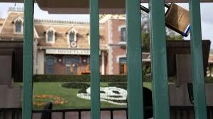 Disney S California Theme Parks Announce Reopening Dates Deadline