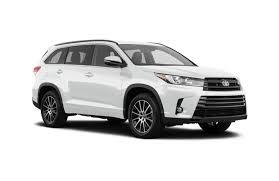 2019 toyota highlander lease best car