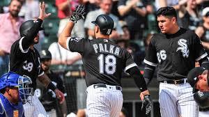 Daniel Palka hit a dramatic pinch-hit homer to beat the Royals ...