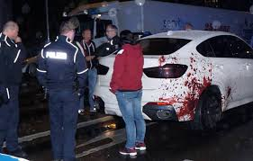 Huge Bloodspatter Car Decal Great For Making Sure You Get Pulled Over Boing Boing