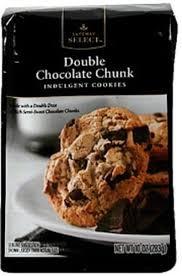 safeway select double chocolate chunk