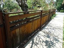 Bugitybug Backyard Fences Fence Landscaping Modern Fence