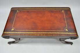 vintage weiman regency tooled leather