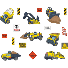 Shop Brewster St0864 Tonka Wall Stickers Overstock 14778288