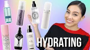best setting sprays for dry skin you