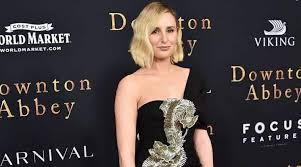 Working on Downton Abbey was overwhelming: Laura Carmichael ...