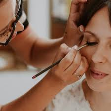 bridal makeup artist and hairstylist