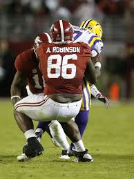 Big and intimidating, A'Shawn Robinson is now a Detroit Lion