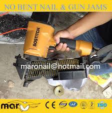 coil nailer bosch coil nail guns for