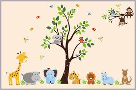 Children S Wall Decals Nursery Wall Decal Australian Themed Nurserydecals4you