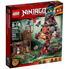 BRAND NEW LEGO NINJAGO MASTERS OF SPINJITZU - DAWN OF IRON DOOM 70626 in  Sutherland Shire, Australia By nicolestoysgifts - Anuncio Ya, Id:419453