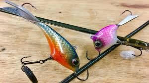 making ice fishing lures you