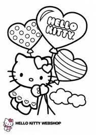 16 Beste Afbeeldingen Van Kleurplaten Kleurplaten Hello Kitty