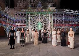 Dior, Lecce e il problema dell'Italia con le sfilate • Rivista Studio