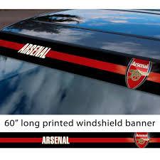 Arsenal Car Badge
