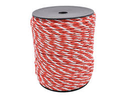 Electric Fence Polyrope Electric Fencing Polyrope