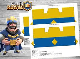 Kit Imprimible Clash Royale Candy Bar Editable 150 00 En