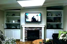 mount tv on brick mel me