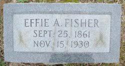 Effie Ann Henderson Fisher (1861-1930) - Find A Grave Memorial