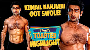 KUMAIL NANJIANI GETS JACKED FOR MARVEL ...