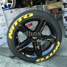 Nitto Decal Sticker 5 5 7 5 11 Tires Terra Grappler Mud Trail Ridge Nt555 17
