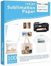Sublimation Paper Blue Backside Printers Jack