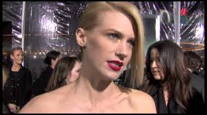 January Jones Interview - Unknown - YouTube
