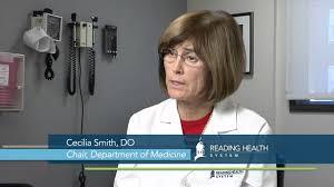 HealthBreak: Cecelia Smith, DO - Pulmonary Hypertension - YouTube
