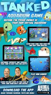 tanked aquarium game on itunes