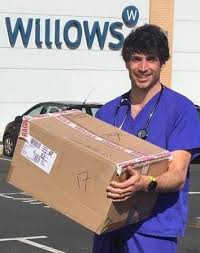 Willows donates breathing systems to NHS | Vet Times