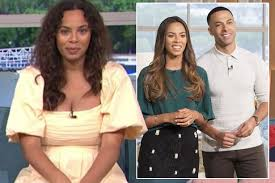 Why isn't Rochelle Humes hosting This Morning with her husband Marvin? -  Mirror Online