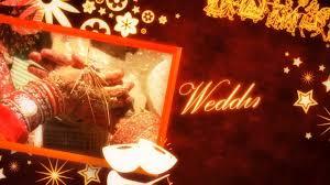 wedding invitation for hindu wedding