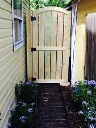 diy a fence gate