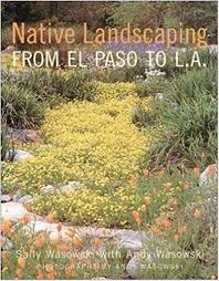 native landscaping from el paso to l a
