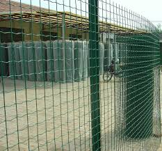 Welded Wire Fence Welded And Hot Dipped Galvanized