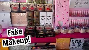 fake high end makeup in los angeles