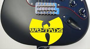 Wu Tang Chocobo Funny Vinyl Decal Car Sticker Window Bumper Laptop Tablet 7 Isp Paris