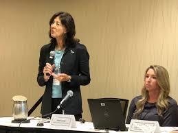 Kathleen West, DrPH; Jamie Jones, Dept of Veterans Affairs | California  Association of Veteran Service Agencies
