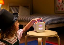Yoto A Clever Speaker For Kids New Roald Dahl Content By Yoto Kickstarter