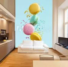 100 797 Macaroon Food Sweet Wall Murals Canvas Prints Stickers Wallsheaven