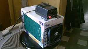 diy air purifier homemade box style