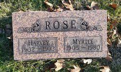 Myrtle Richardson Rose (1905-1980) - Find A Grave Memorial