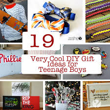 diy gift ideas for age boys