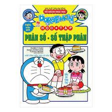 Sách - Doraemon Học Tập - Phân Số - Số Thập Phân
