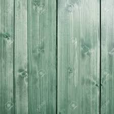 Myrtle Green Paint Coated Wooden Pine Boards Lying In A Row As ...