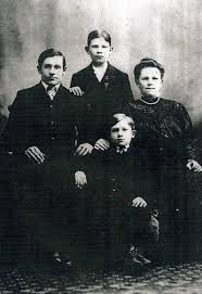 Anna Marie Klaus Family - THE VOLGA GERMANS IN PORTLAND