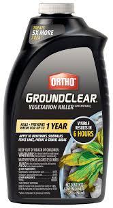 Ortho Groundclear Vegetation Killer Concentrate Ortho