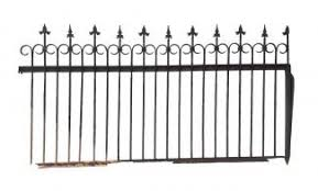 Antique Fencing Railings And Posts Olde Good Things