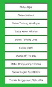 status wa paling hits for android apk